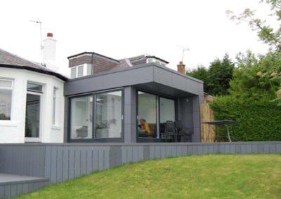Contemporary Extension, Fairmilehead Edinburgh Image 1