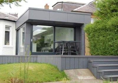 Contemporary Extension, Fairmilehead Edinburgh Image 2