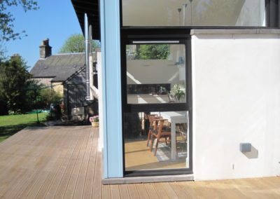 Contemporary Extension Scottish Borders (7)
