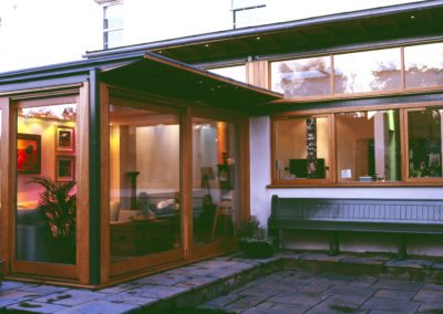 House Extension, Wardie, Trinity, Edinburgh (1)