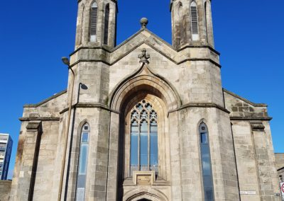 Residential Development Leith Edinburgh Conversion Of Church To Residential And Offices 2