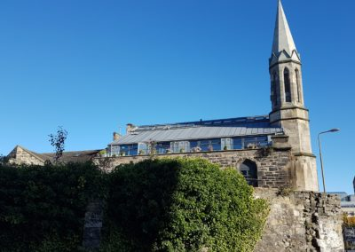 Residential Development Leith Edinburgh Conversion Of Leith Citadel Church To Residential And Offices 4