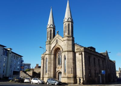 Residential Development Leith Edinburgh Conversion Of Leith Citadel Church To Residential And Offices 5