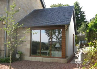 Scottish Borders House Extension (2)