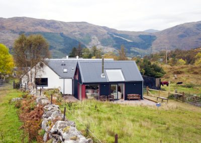 Steading Conversion Scottish Highlands (10)