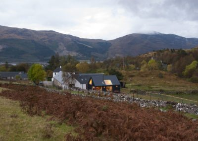 Steading Conversion Scottish Highlands (22)