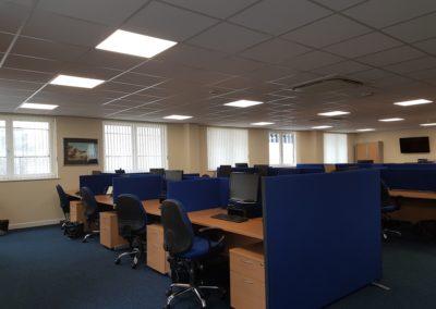 Steel Shed, Industrial, Office Building, Midlothian (11)
