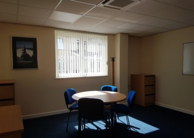 Steel Shed, Industrial, Office Building, Midlothian (5)