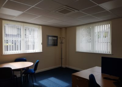 Steel Shed, Industrial, Office Building, Midlothian (8)