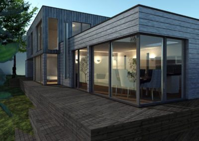 Contemporary Riverside House (2)