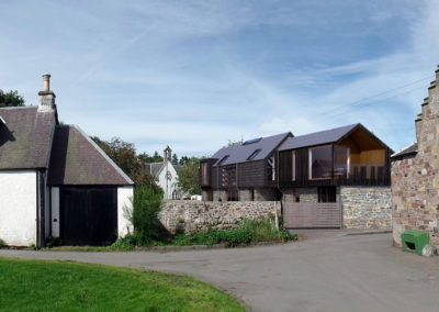 Contemporary House Scottish Borders